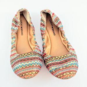 Lucky Brand Emmie Ballet Slipper Flats